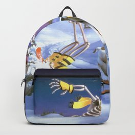 More & More & More Tales to Give You Goosebumps Backpack