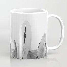 Surf Boards Coffee Mug