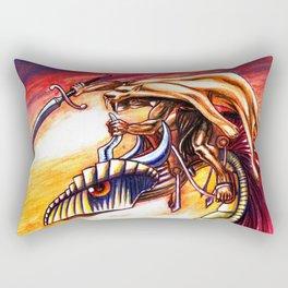Tren Tren Rectangular Pillow