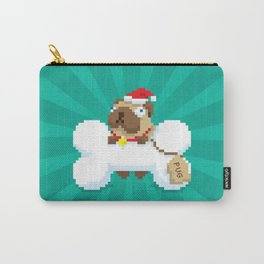 A (Christmas) Bone to Pick With You Carry-All Pouch
