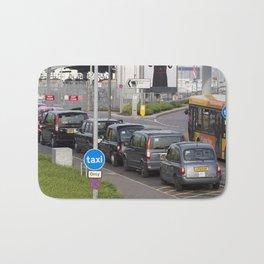 London Taxis Heathrow Airport Bath Mat