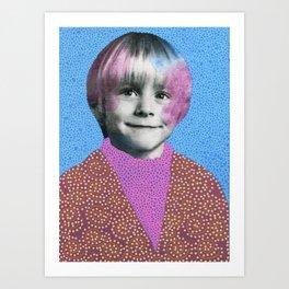 Kurt Series 003 Art Print