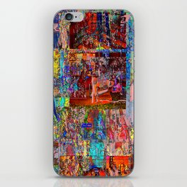 Hertz Donut (Or, The ONLY Bad Thing About History?!) [A.N.T.S. Series] iPhone Skin
