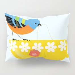 Put The Kettle On Pillow Sham