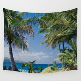 Welcome to Paradise Wall Tapestry
