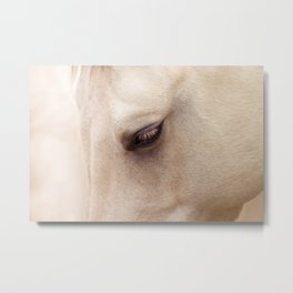 The Guardian of My Heart Metal Print