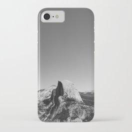 Glacier Point, Yosemite National Park iPhone Case