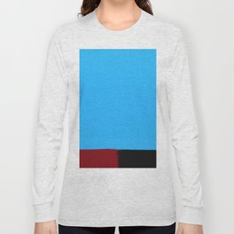 Abstract No 513 By Chad Paschke Long Sleeve T-shirt