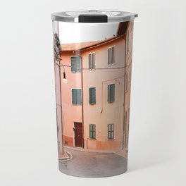 Colorful streets of Italy   Fine art travel photography print Europe Travel Mug