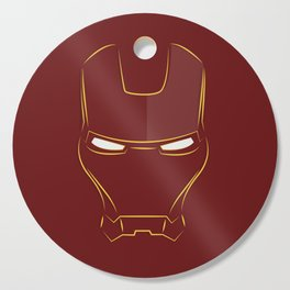 iron man face Cutting Board