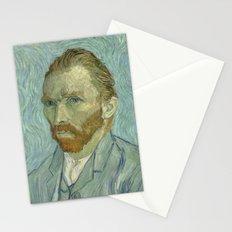 Van Gogh Portrait Stationery Cards