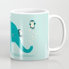 Waterslide Coffee Mug