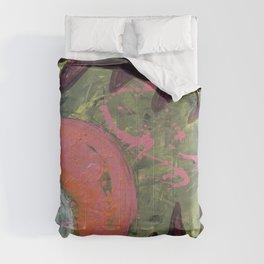 mostro 5 Comforters