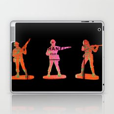 The front line Laptop & iPad Skin