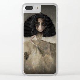 Princess Clear iPhone Case