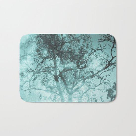 Secret life of tree Bath Mat