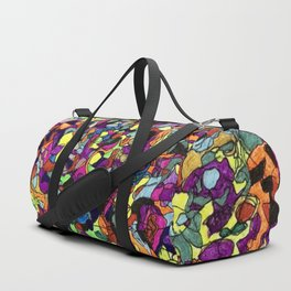 The Spice of Life Duffle Bag