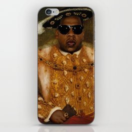 Jay in Shades iPhone Skin
