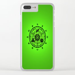 Legend Of Zelda Historia Clear iPhone Case