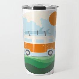 Happy Van Travel Mug