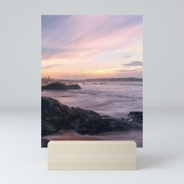 Pastel Skies Mini Art Print