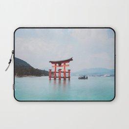 Floating Shringe of Miyamima Laptop Sleeve