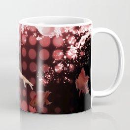 Red Mermaid Coffee Mug