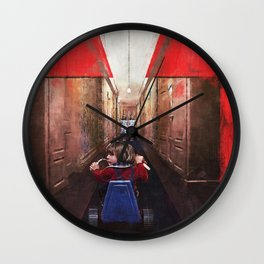 The Ghost Twins - Forever And Ever - The Shining Wall Clock