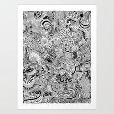Love Within Art Print