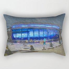Oily Smart Rectangular Pillow