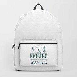 Raising Wild Things gr Backpack