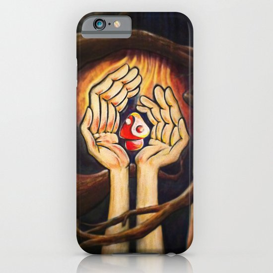 The Fruit of Duality iPhone & iPod Case