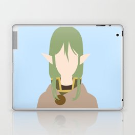 Riveria Ljos Alf (Is It Wrong to Try to Pick Up Girls in a Dungeon?) Laptop & iPad Skin