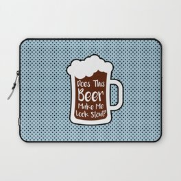Beer Stout Laptop Sleeve