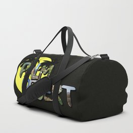 Palm Desert Large Letter with Moon Duffle Bag