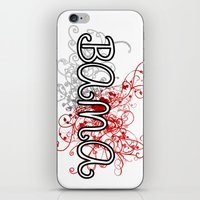 alabama iPhone & iPod Skins featuring Alabama by Tanie