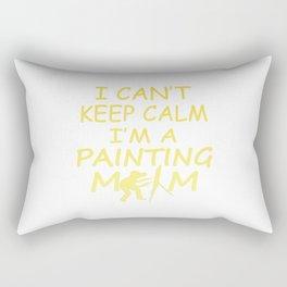 I'M A PAINTING MOM Rectangular Pillow