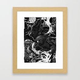 -Messengers- Framed Art Print