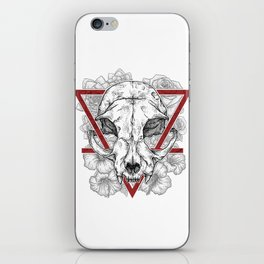 Sealed fate iPhone Skin