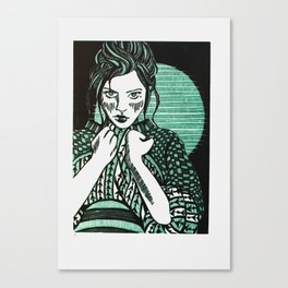 Sweater Canvas Print