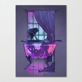Corrsion Canvas Print