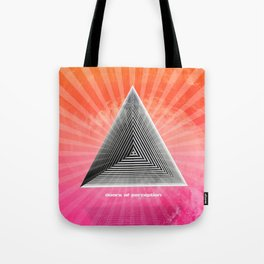 Doors of perception series 1 Tote Bag