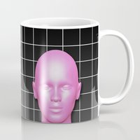 giants Mugs featuring GIANTS by ESIB