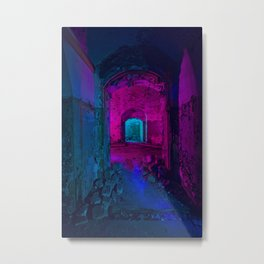 COLORFUL bunker Metal Print