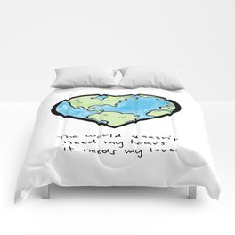 Worldly Love Comforters