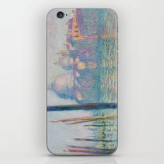 Claude Monet - Le Grand Canal iPhone & iPod Skin
