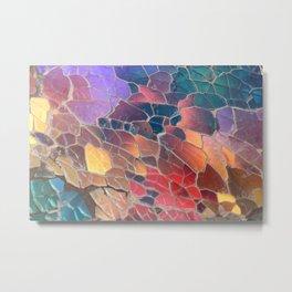 Shattered Prism Metal Print