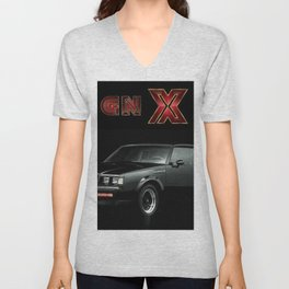 Grand National GNX Photographic Print Unisex V-Neck