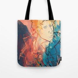 Follow me back home Tote Bag