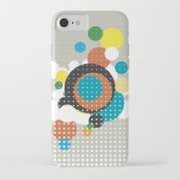 bubbles iPhone & iPod Cases featuring bubbles by Heinz Aimer